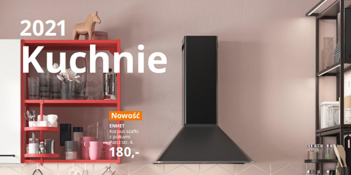 IKEA: KUCHNIE 2021 2021-01-13