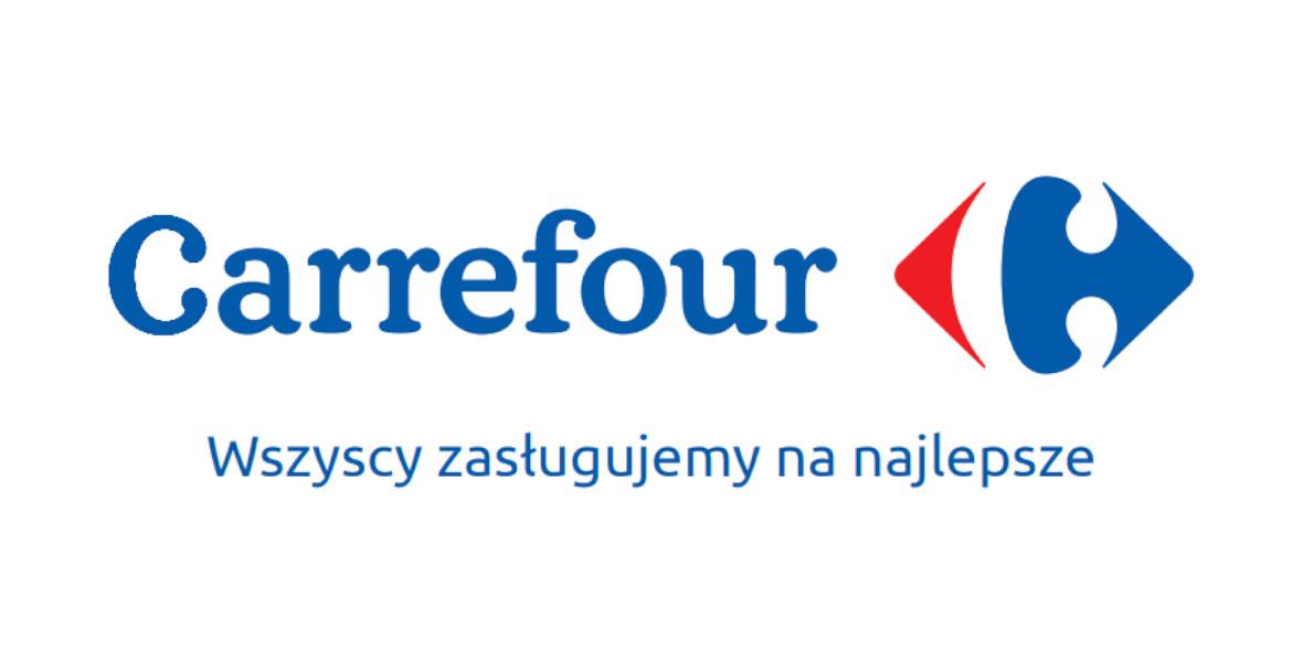 Carrefour: Gazetka Carrefour - Proste równanie na oszczędzanie 2021-09-14