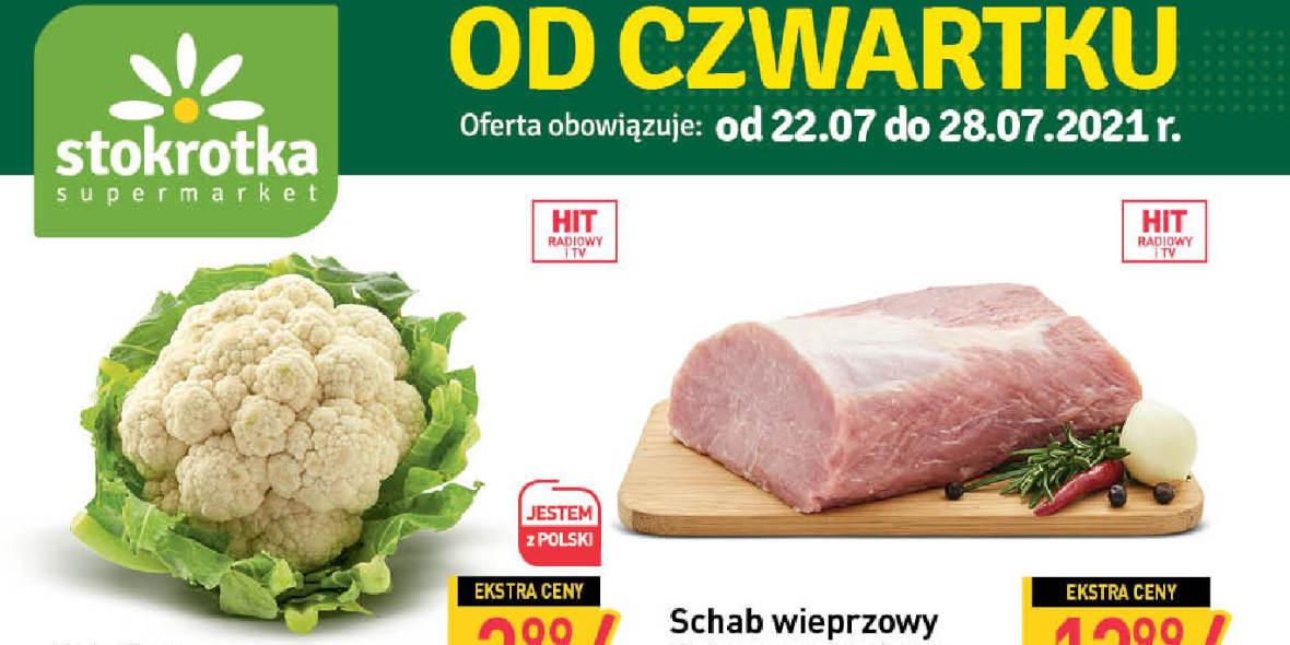 Stokrotka Supermarket: Stokrotka Supermarket_IMPORTED_20210720130049 2021-07-22
