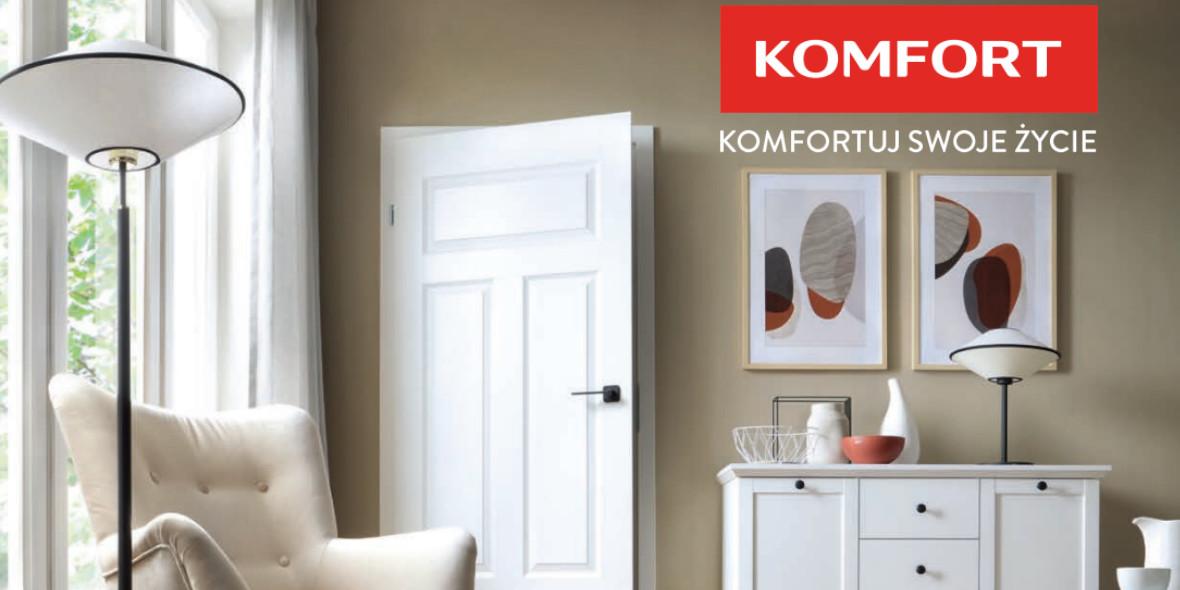 Komfort: Gazetka Komfort - Katalog podłogi i drzwi 2021-06-16