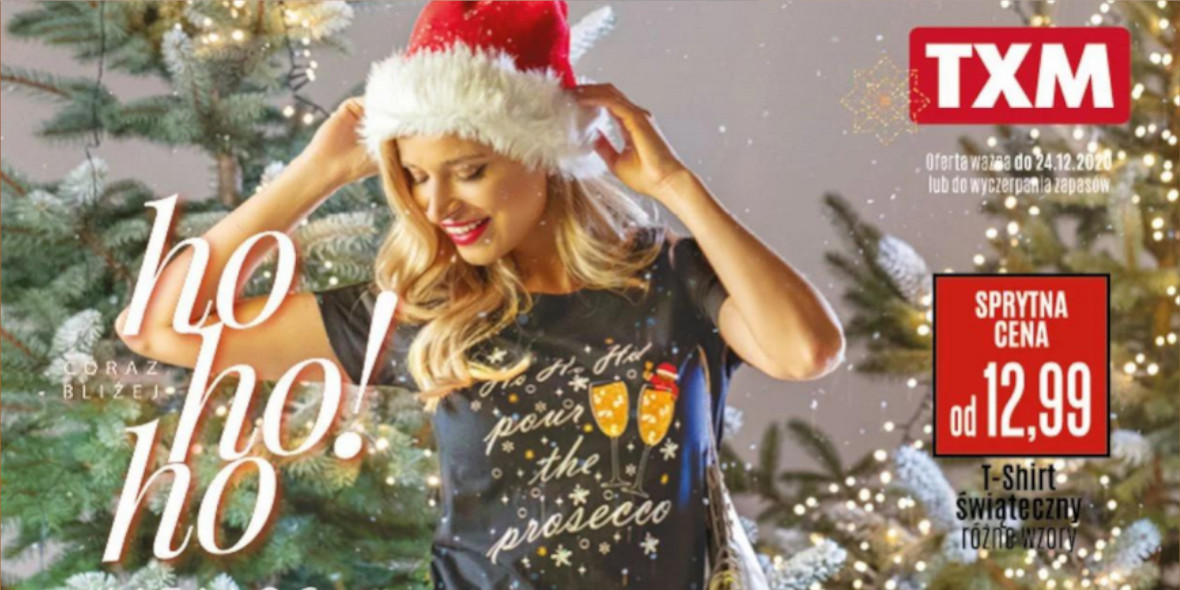 TXM textilmarket: Katalog Świąteczny 2020-11-10