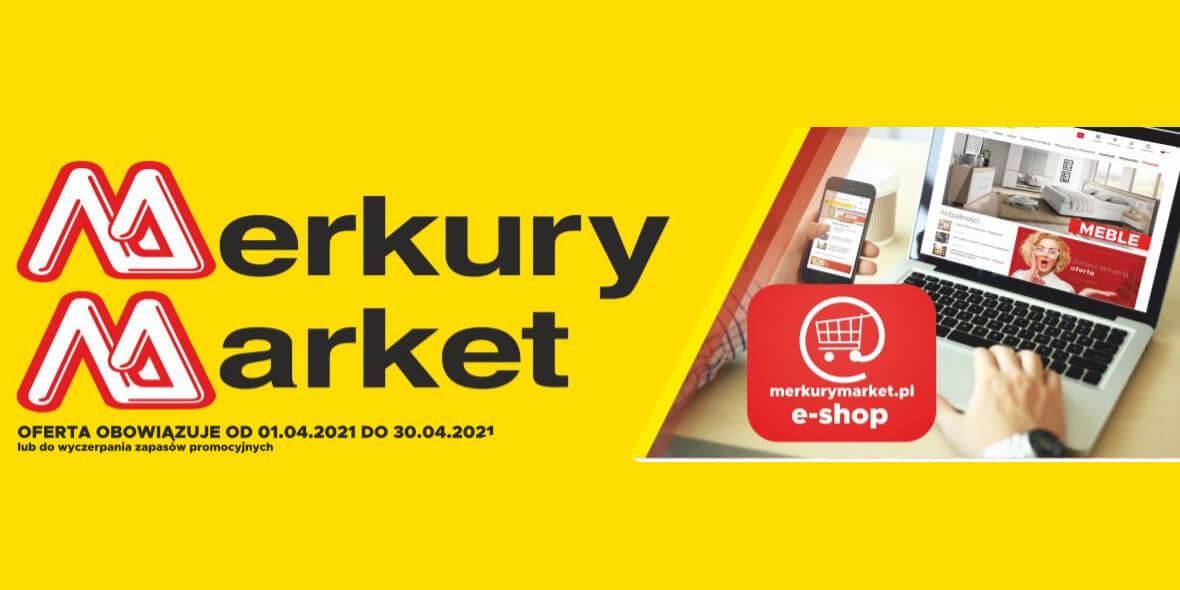 Merkurymarket.pl: Gazetka promocyjna 2021-04-01