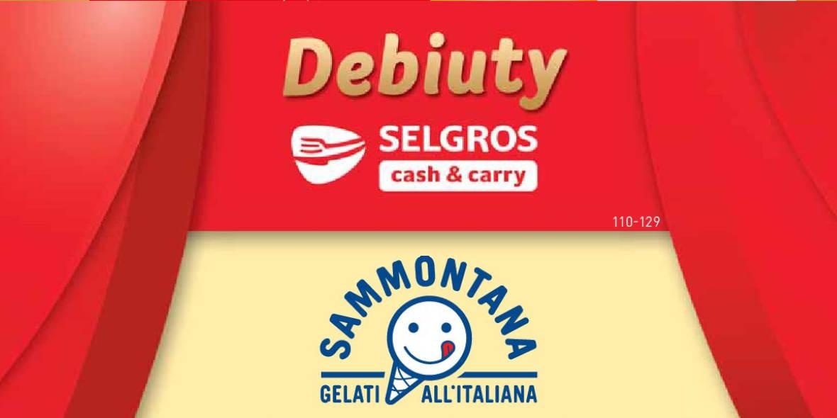 Selgros: Gazetka Selgros - Debiuty 2021-07-22