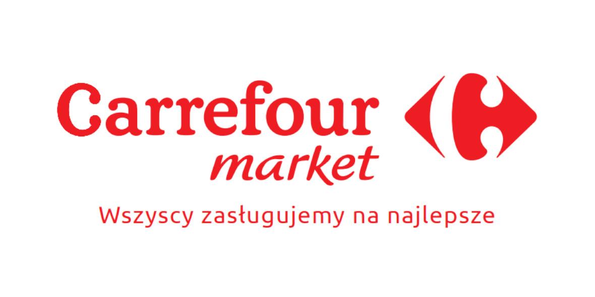 Carrefour Market: Gazetka Market - Możemy mądrze jeść 2021-09-14