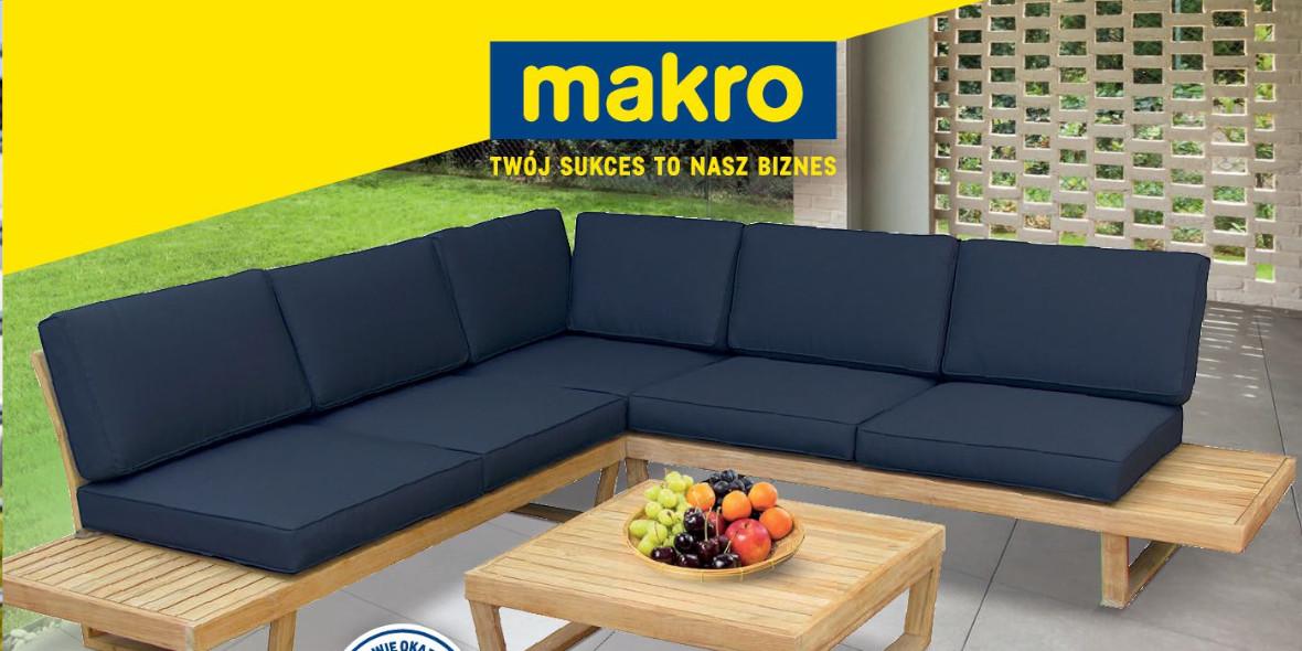 Makro: Gazetka Makro - Ogród 2021-07-13