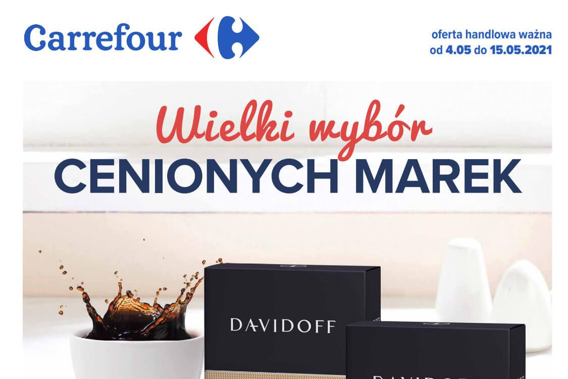 Carrefour: Wielki wybór cenionych marek 2021-05-04