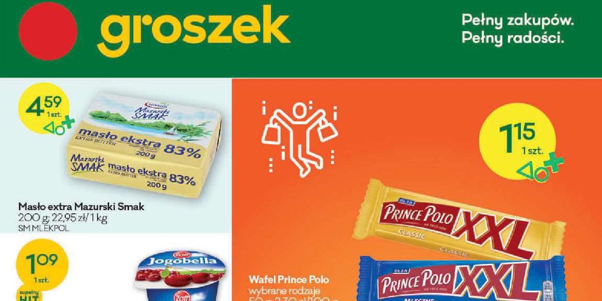 Groszek: Gazetka Groszek 2021-09-09