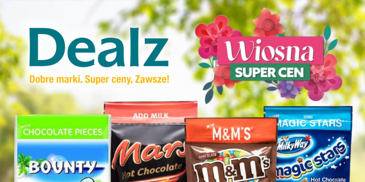 Dealz : Gazetka Wiosna Super Cen 2021-04-05