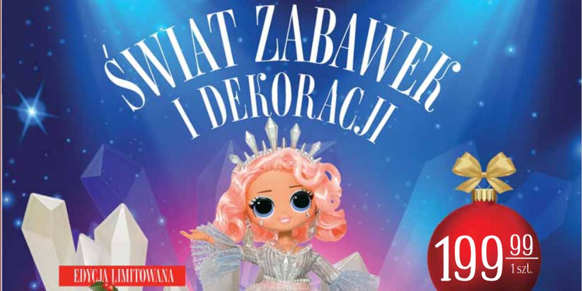 E.Leclerc: Świat zabawek i dekoracji 2020-11-10