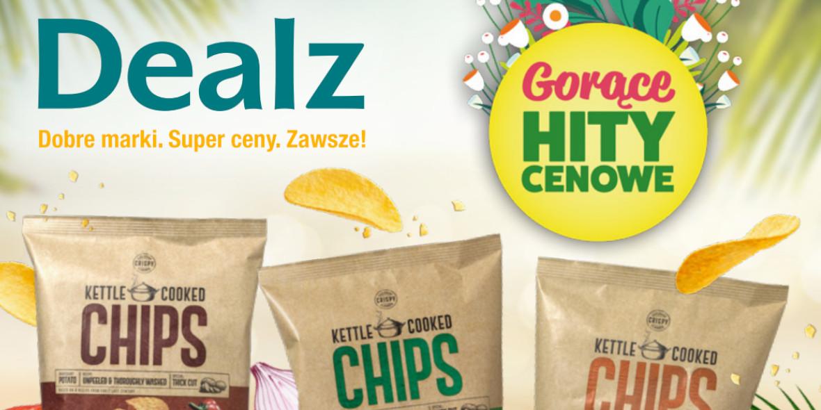 Dealz : Gazetka Dealz - Gorące hity cenowe 2021-06-09