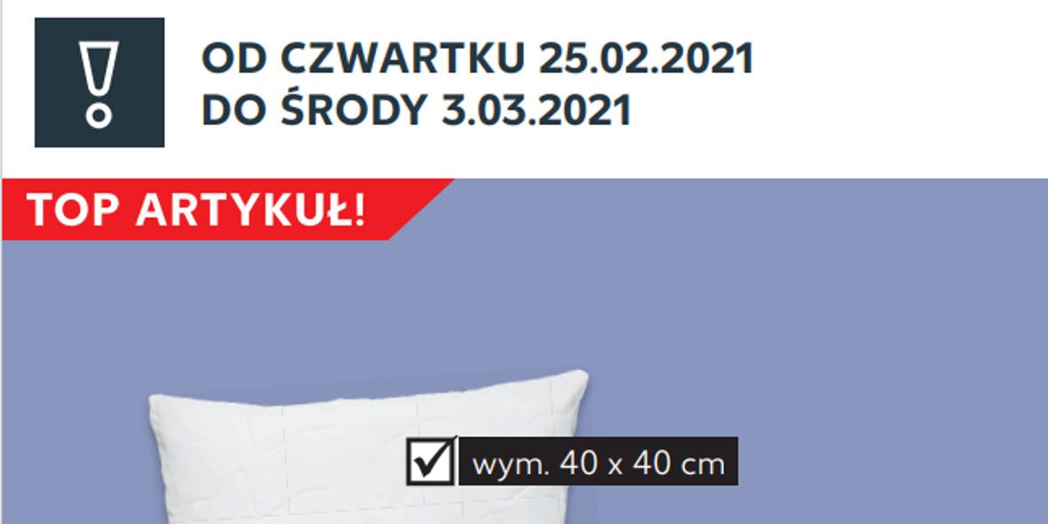 Kaufland: TOP ARTYKUŁ OD 25.02 2021-02-25