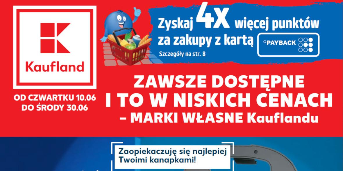 Kaufland: Gazetka Kaufland - Opiekacze 2021-06-10