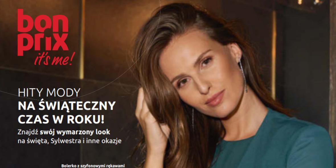 Bonprix: Hity mody 2020-11-18