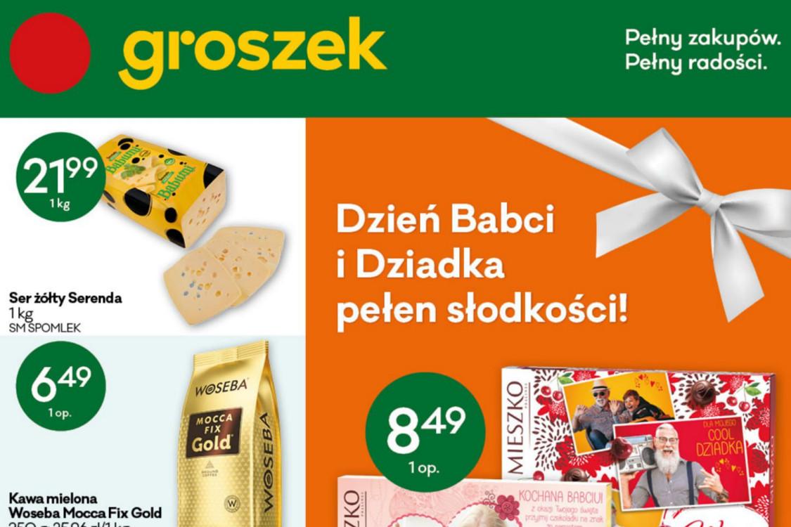 Groszek: Oferta handlowa 2021-01-07