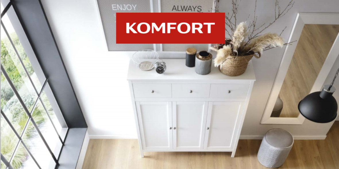 Komfort: Gazetka Komfort - Katalog dywanów 2021-06-16
