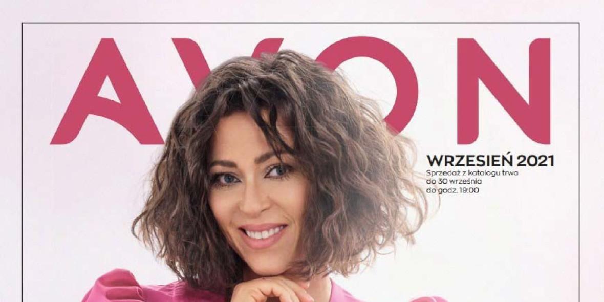 Avon: Katalog Avon Wrzesień 2021 2021-09-01