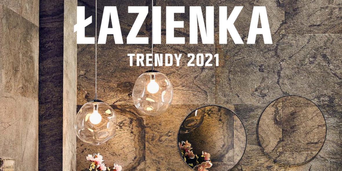 OBI: Katalog OBI - Łazienka Trendy 2021 2021-05-25