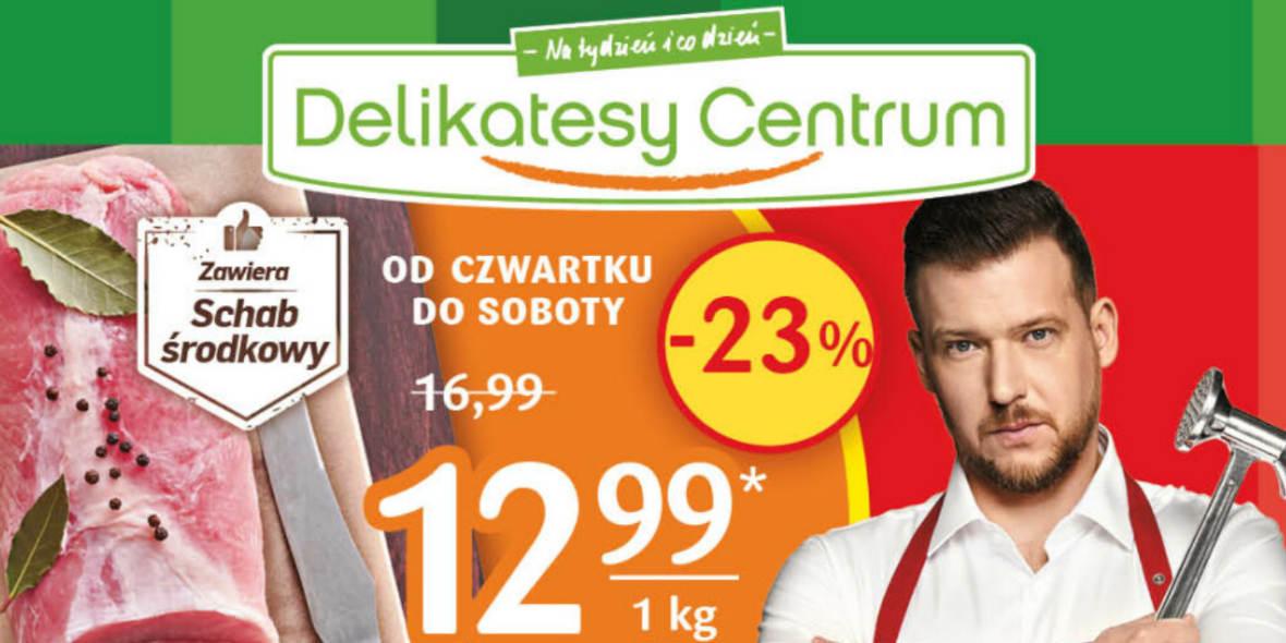 Delikatesy Centrum: Gazetka Delikatesy Centrum 2021-07-22