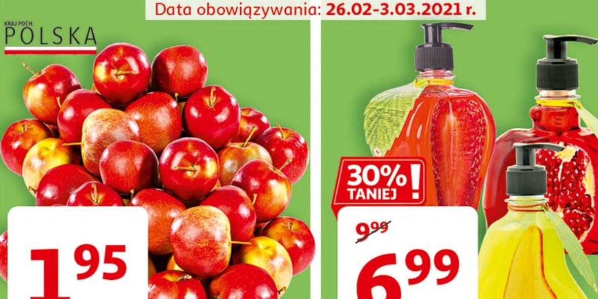 Auchan: Uroda Supermarkety 2021-02-26