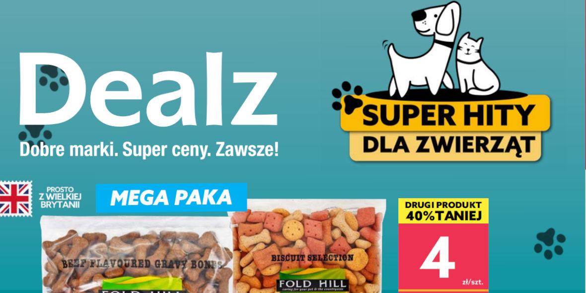 Dealz : Gazetka Dealz - dla zwierząt 2021-09-13