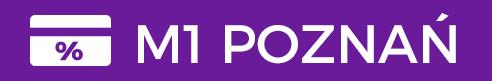Karta lojalnościowa M1 Poznań