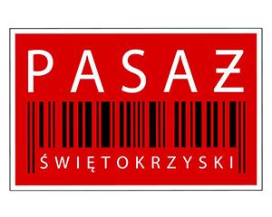 Logo Pasaż Świętokrzyski