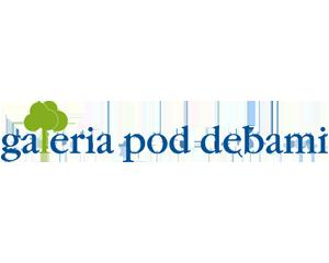 Logo Galeria Pod Dębami