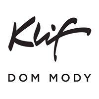Logo Dom Mody Klif Warszawa