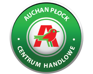 Logo CH Auchan Płock