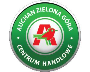 Logo Galeria Auchan Zielona Góra