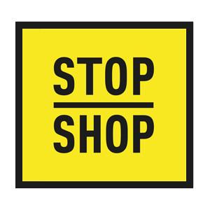 Logo STOP SHOP Łowicz