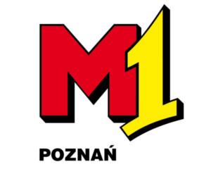 Logo M1 Poznań