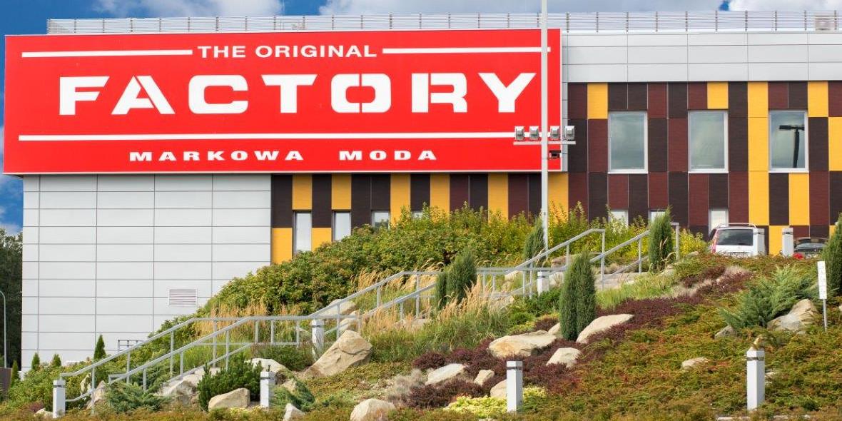 Centrum Outlet Factory Kraków