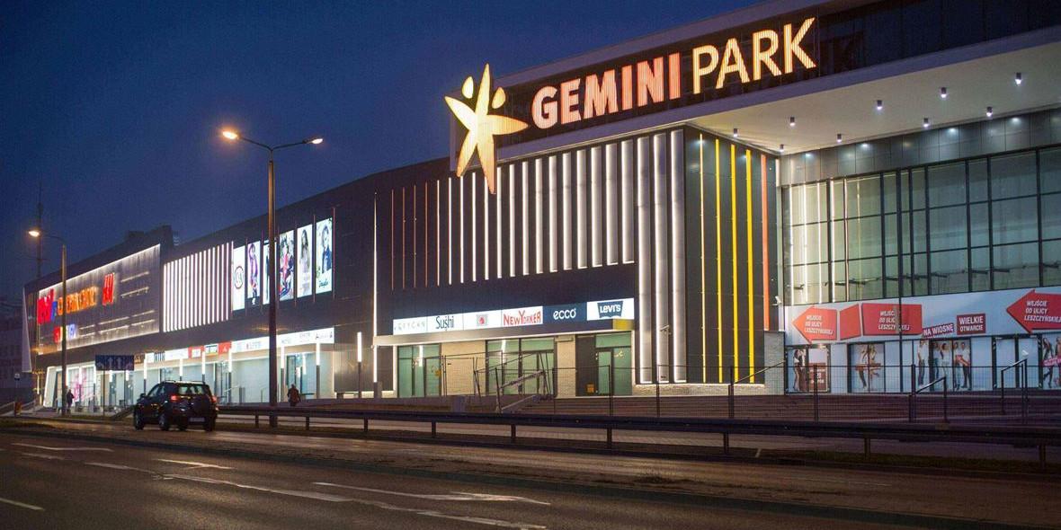 Gemini Park Bielsko Biała