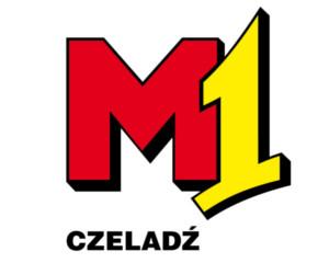 Logo M1 Czeladź