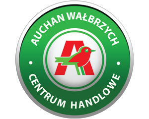 Logo Galeria Auchan Wałbrzych