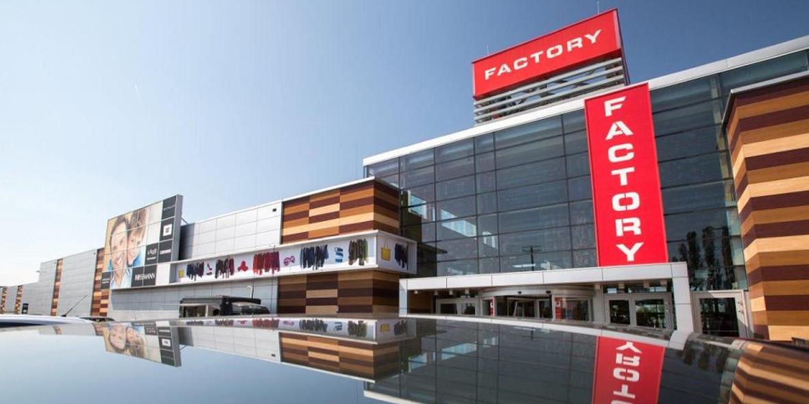 Centrum Outlet Factory Poznań