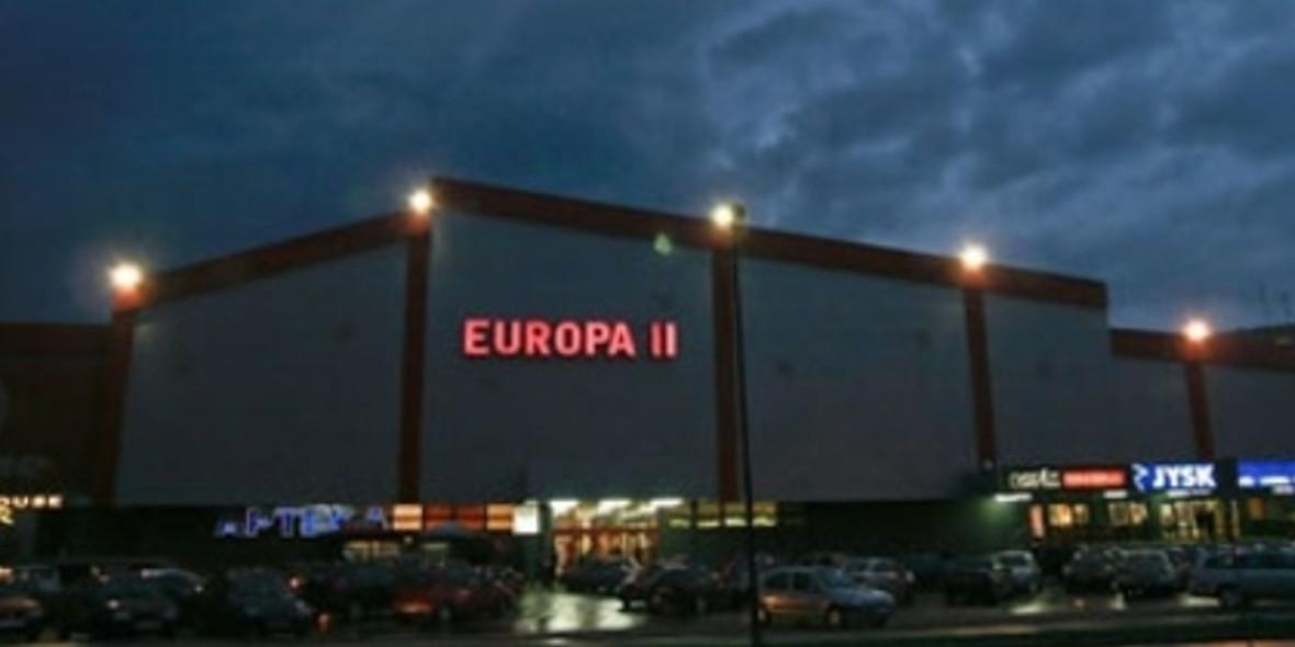 Europa II Plaza