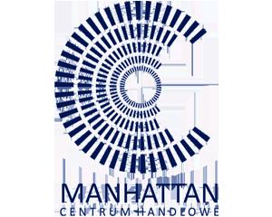 Logo Centrum Handlowe Manhattan Leszno