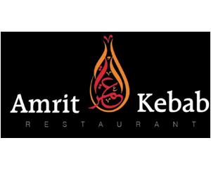 Logo Amrit Kebab